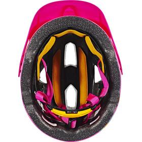 Bell Sidetrack Helmet Child matte pink/lime